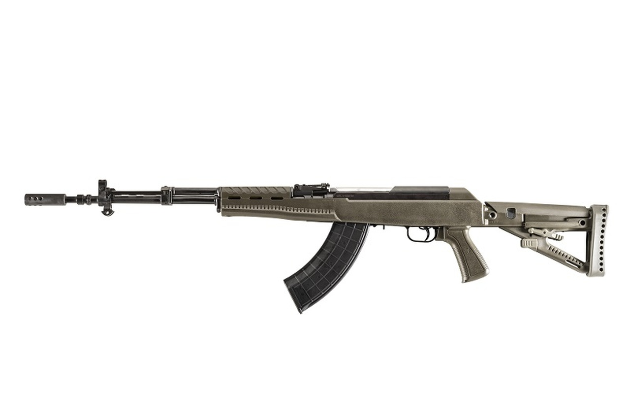Archangel® SKS OPFOR® Pistol Grip Conversion Stock - Olive Drab Polymer
