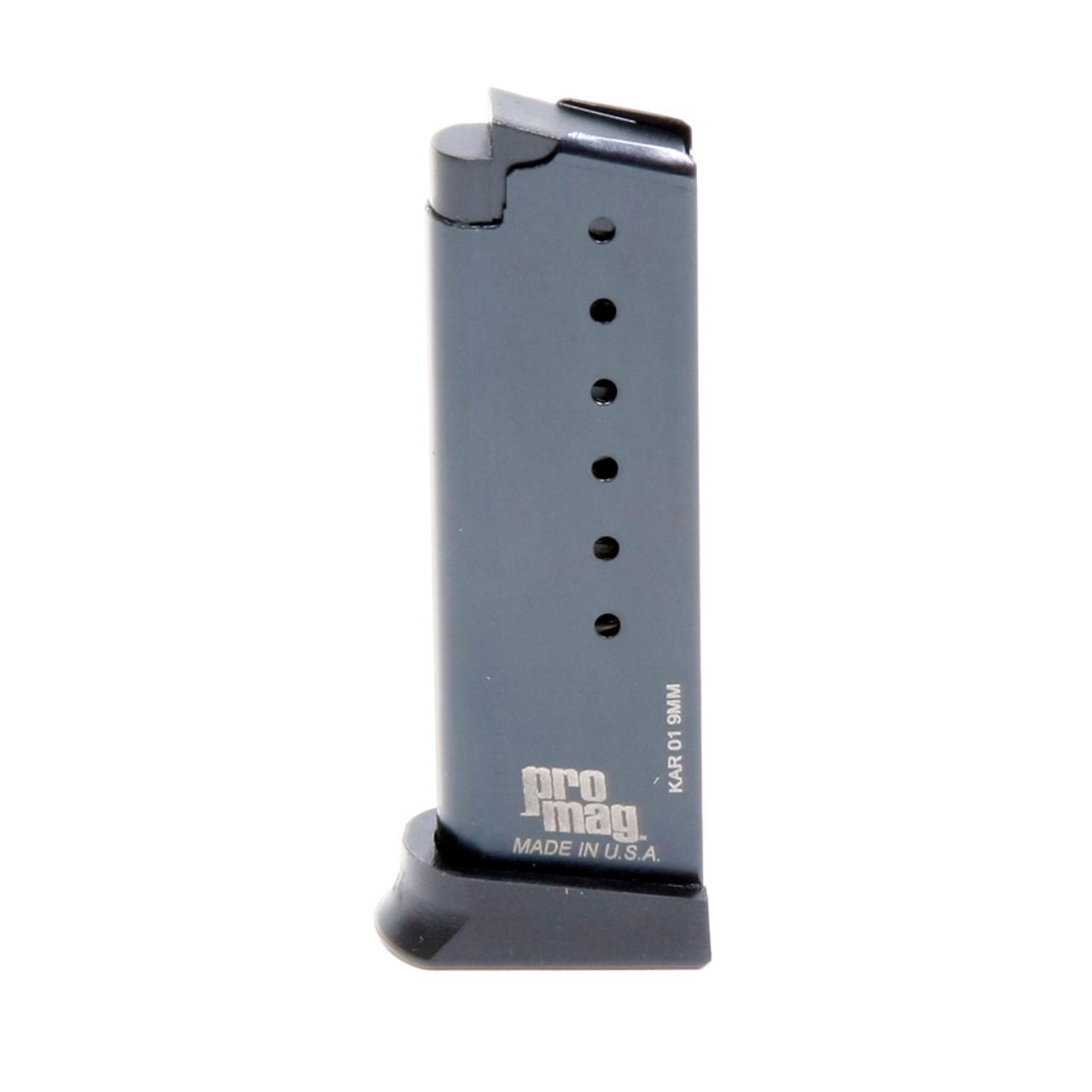 Kahr® K9, P9, & E9 9mm (7) Rd - Blue Steel