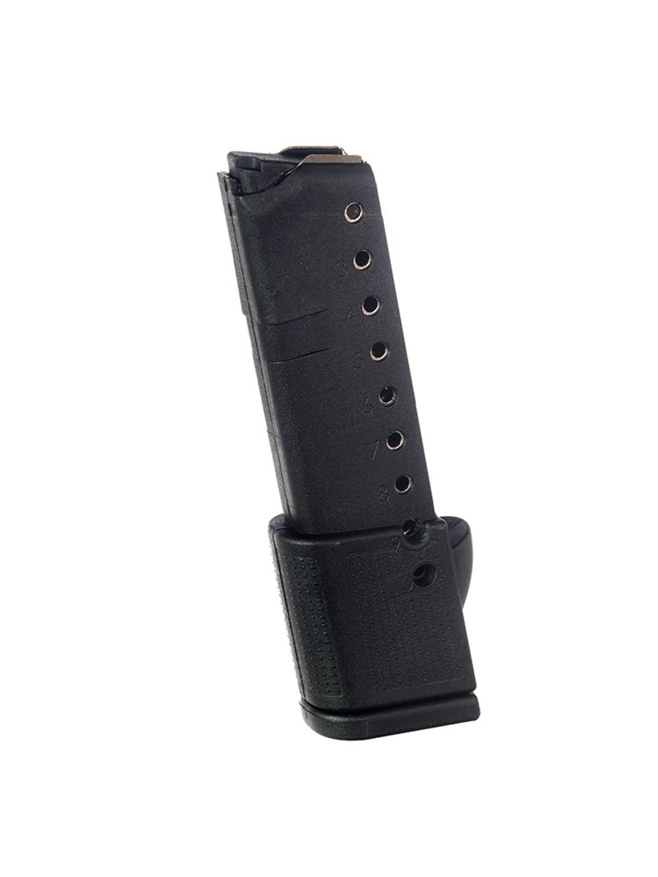 Fits the Glock® Model 42 .380 ACP (10) Rd - Black Polymer