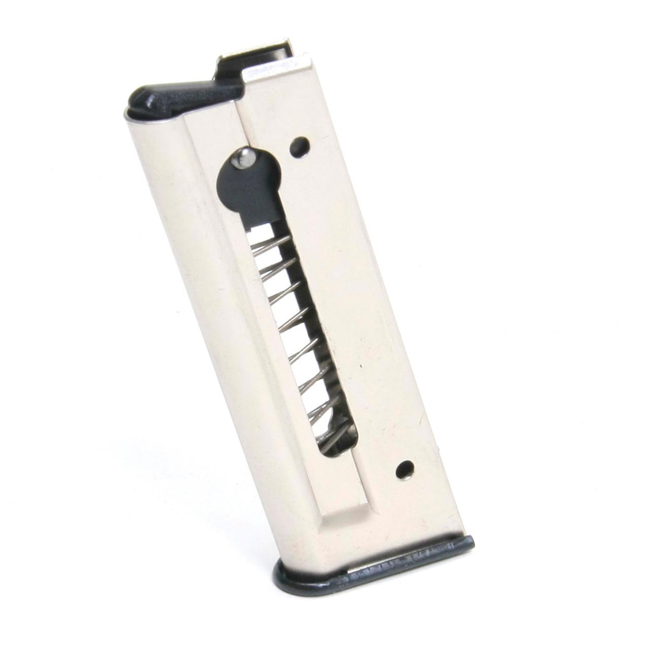Beretta® 21A Bobcat .22 LR (7) Rd - Nickel Plated Steel
