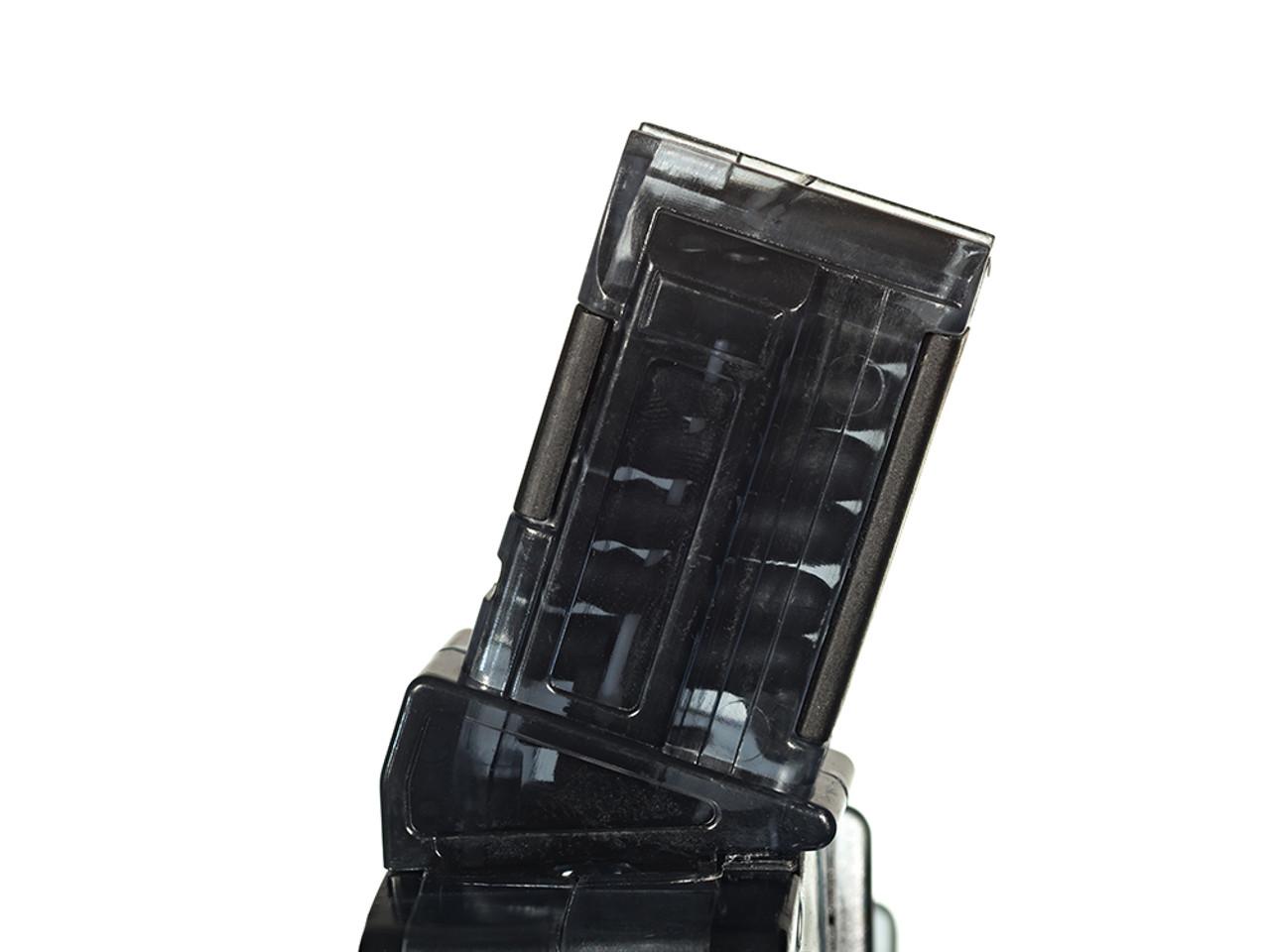Remington® Model 597™ .22 LR (70) Rd - Smoke Polymer Drum