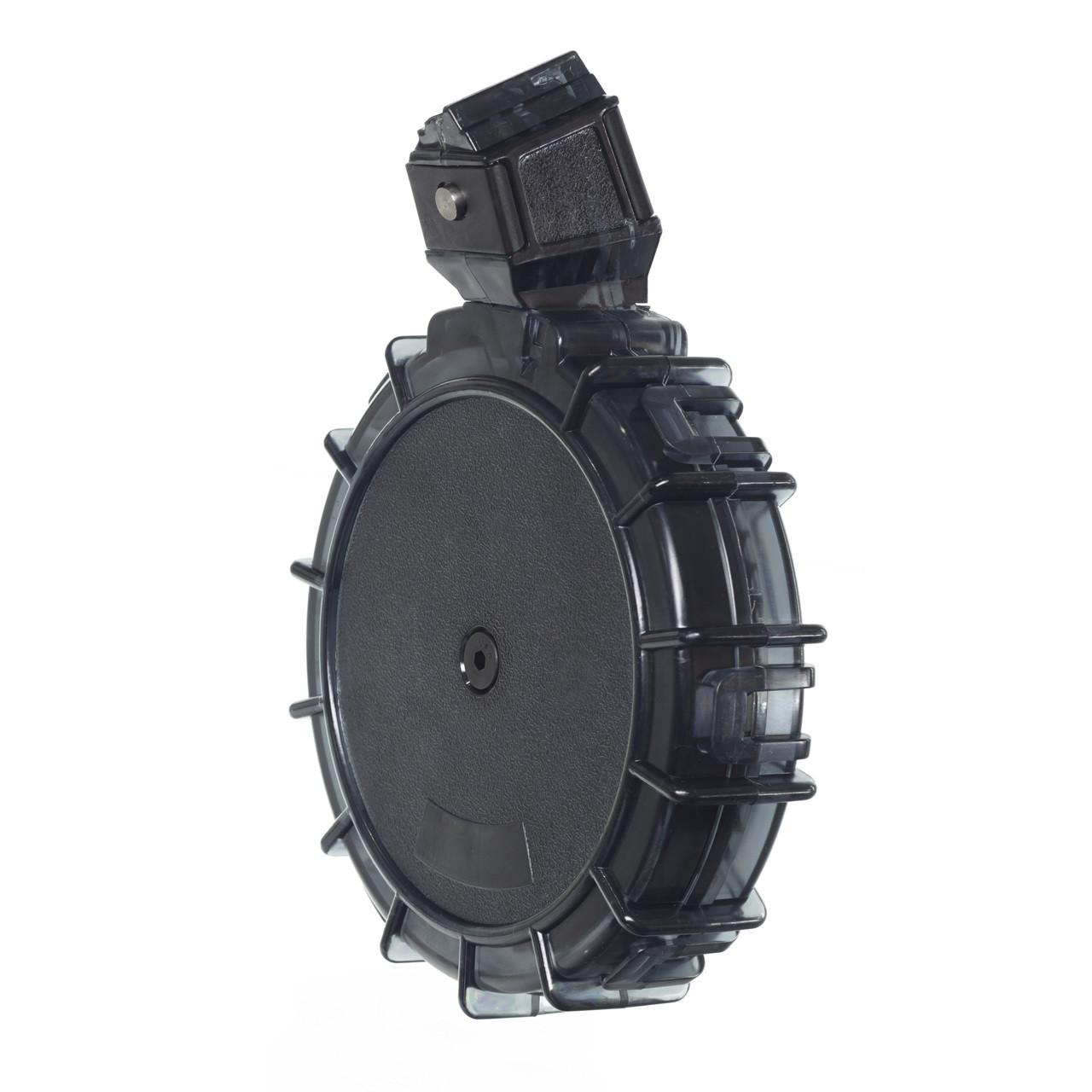 Ruger® 10/22®, Charger™ .22 LR (55) Rd - Black Polymer Drum