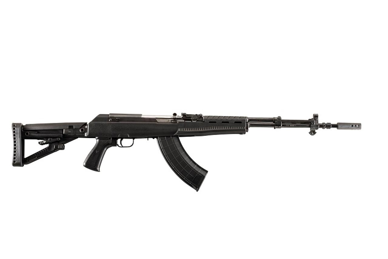 Archangel® SKS OPFOR® Pistol Grip Conversion Stock - Black Polymer