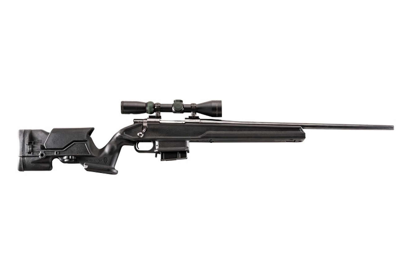 Archangel® 1500 Precision Stock for the Howa™ 1500 & Weatherby® Vanguard® - Black Polymer includes AA308 (10) Rd Magazine