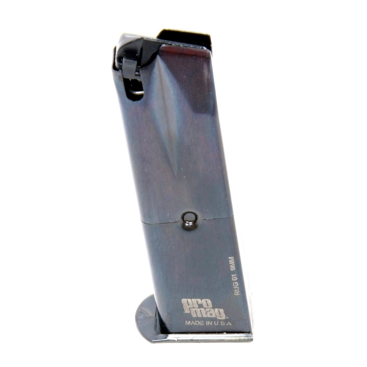 Ruger® P85 & P89 9mm (10) Rd - Blue Steel