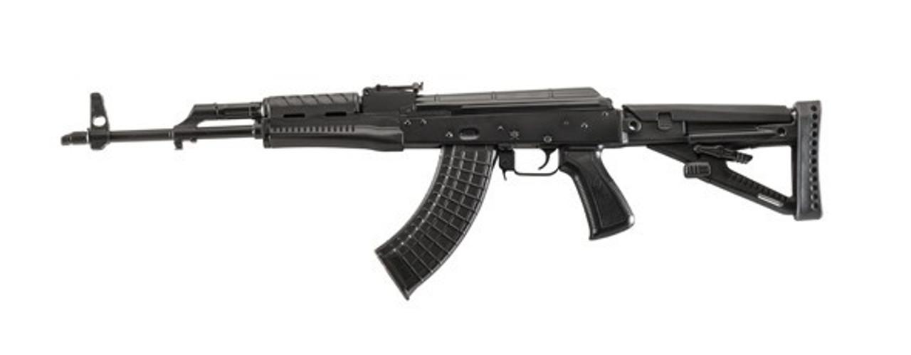 Archangel® OPFOR® Series Buttstock, Railed Forend, Pistol Grip Complete Set for YUGO PAP AK - Black Polymer