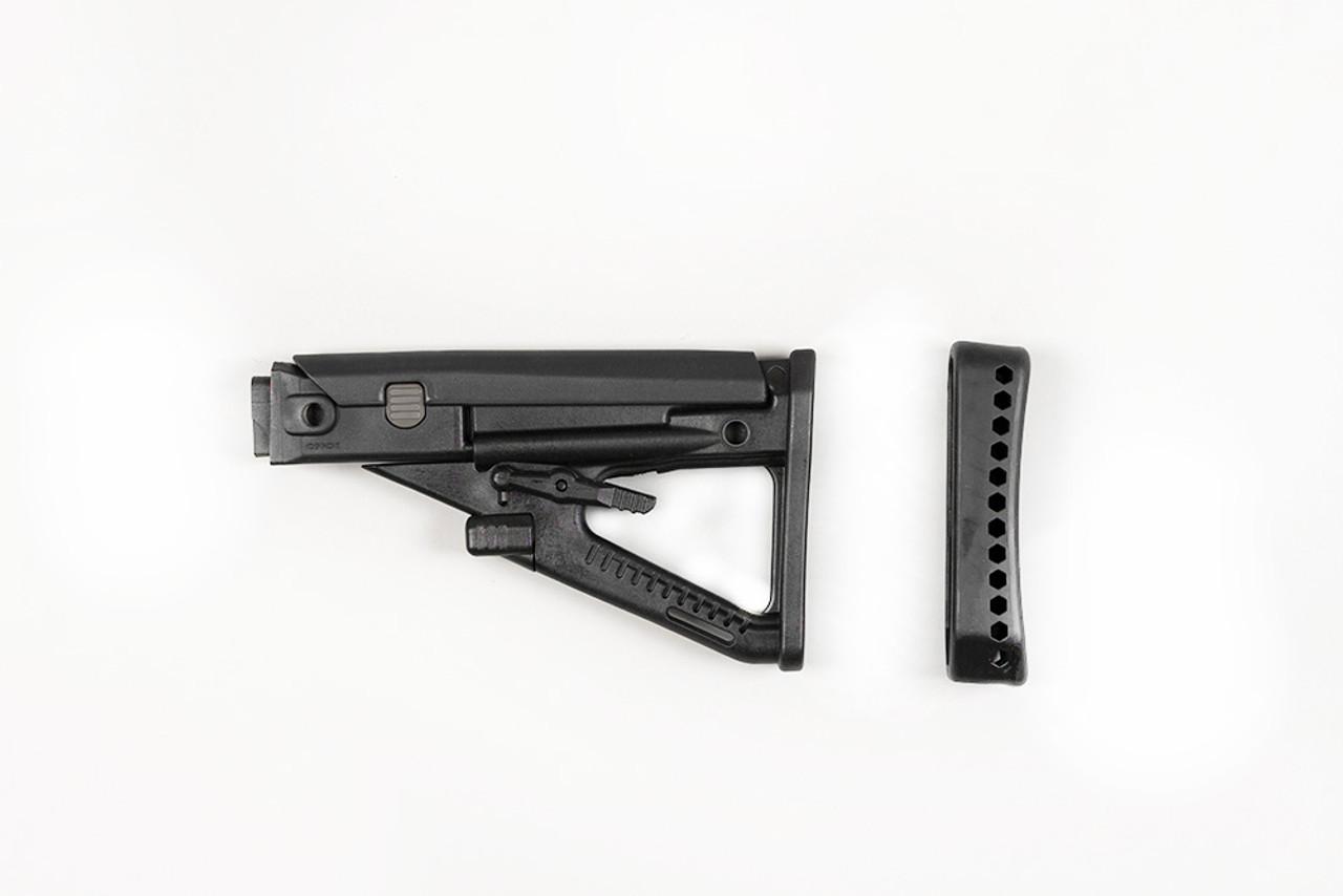 Archangel® Yugo PAP AK-Series OPFOR® Buttstock Set - Black Polymer