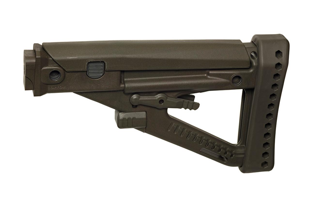 Archangel® Yugo PAP AK-Series OPFOR® Buttstock Set - Olive Drab Polymer