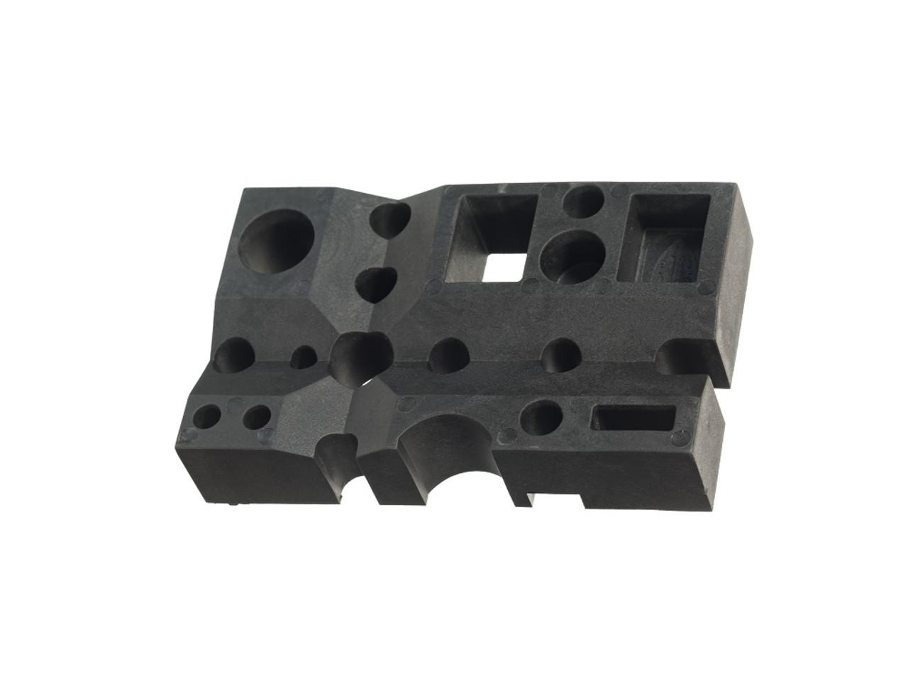 Archangel Gunsmith Bench Block Black Polymer Promag Industries