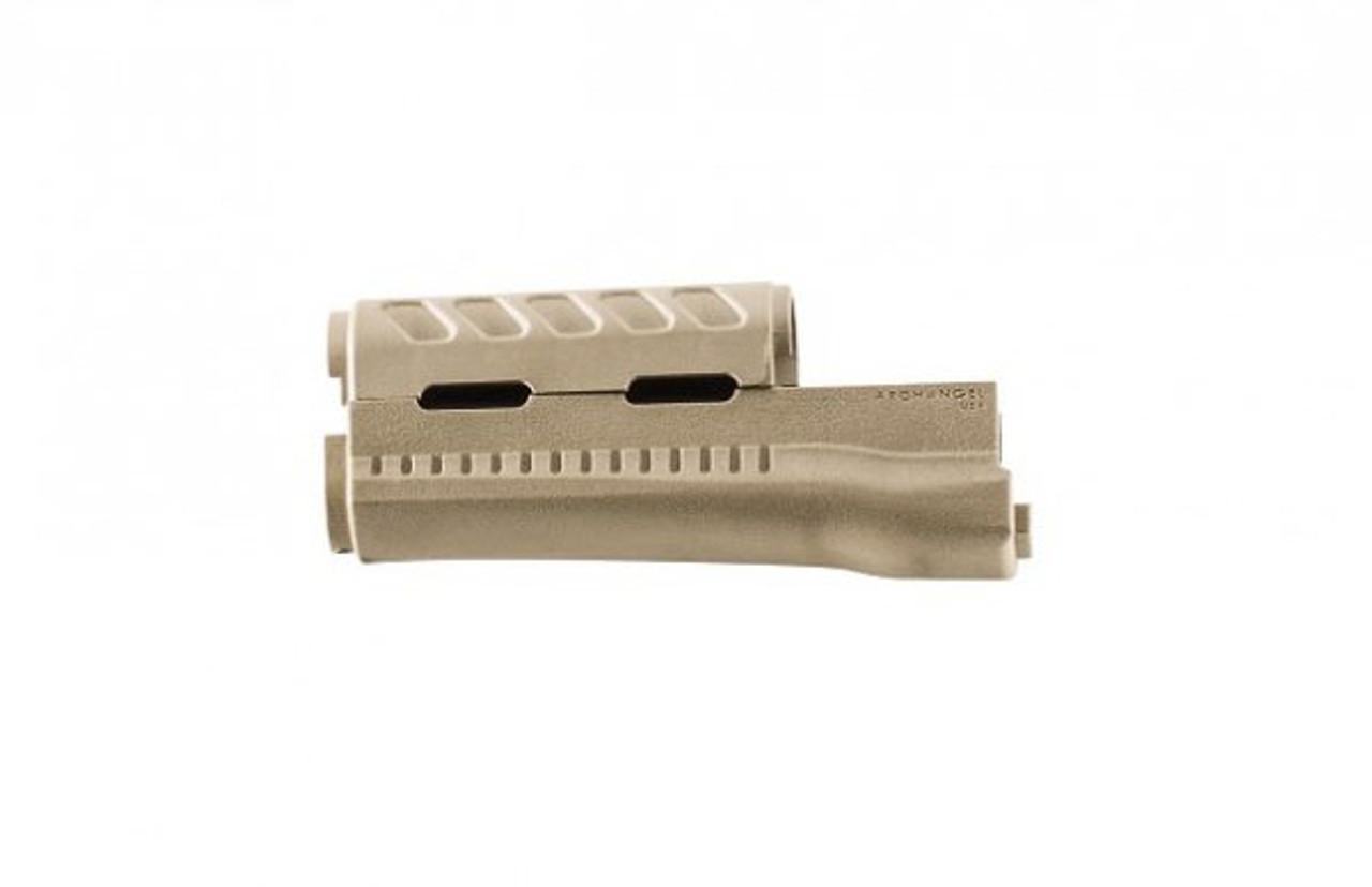 Archangel® Yugo PAP AK-Series OPFOR® Forend Set - Desert Tan Polymer