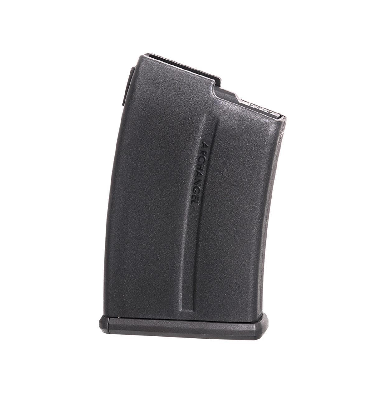 Archangel® Magnum Caliber .300 WIN, 7mm Rem Magnum TYPE C Magazine for the AA700MLA & AA1500MLA Stocks (17) Rd - Black Polymer