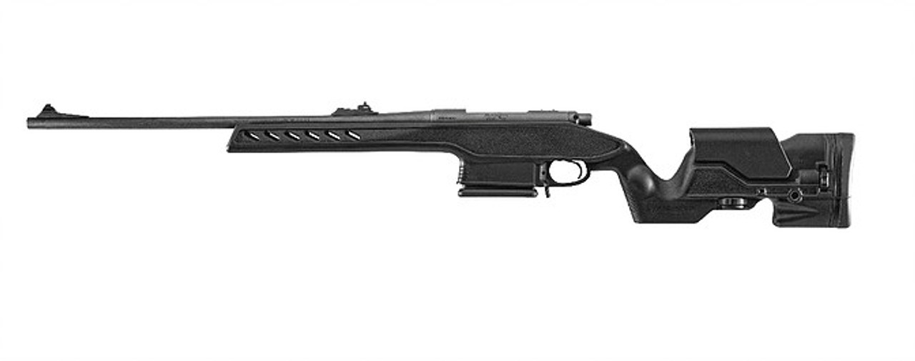 Archangel® 700 Precision Elite Stock for the Remington® Model 700® Short Action Standard Caliber - Black Polymer includes AA133-05 (7) Rd with a (5) Rd Limiter TYPE D Magazine