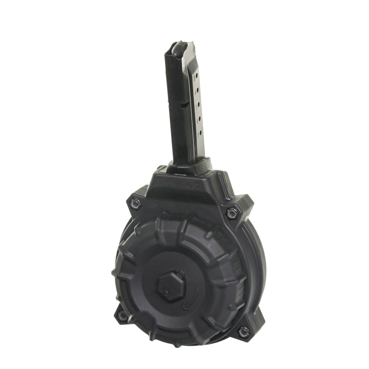 Smith & Wesson® Shield™ 9mm (50) Rd - Black Polymer Drum