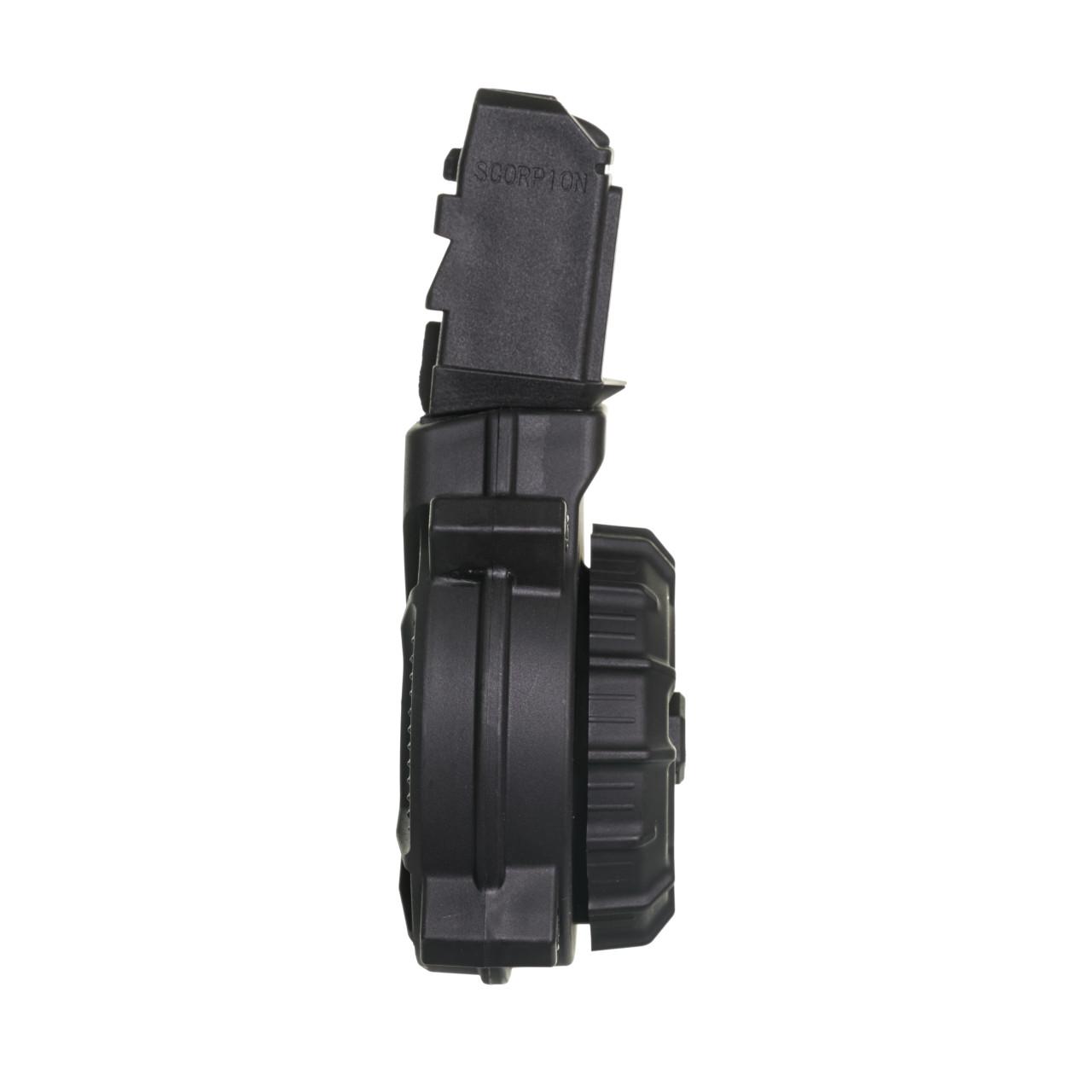 CZ® Scorpion 9mm (50) Rd - Black Polymer Drum