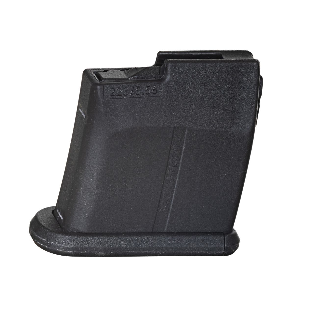 Archangel® Short Action .223 Based Cartridges TYPE D Magazine for AA700SA / AA1500SA / AAS10 Precision Elite Stocks (10) Rd - Black Polymer