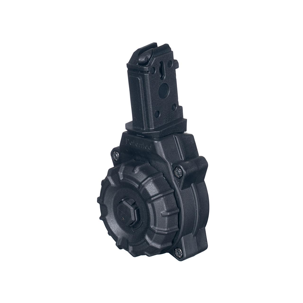 CZ® Scorpion 9mm (30) Rd - Black Polymer Drum