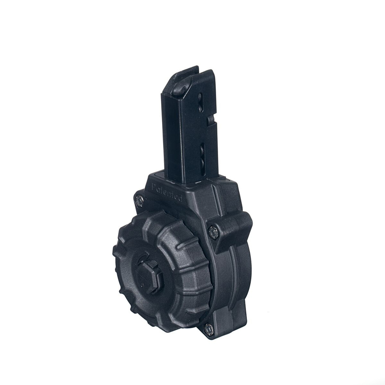 AR-15® 9mm Colt® / SMG Type (30) Rd - Black Polymer Drum