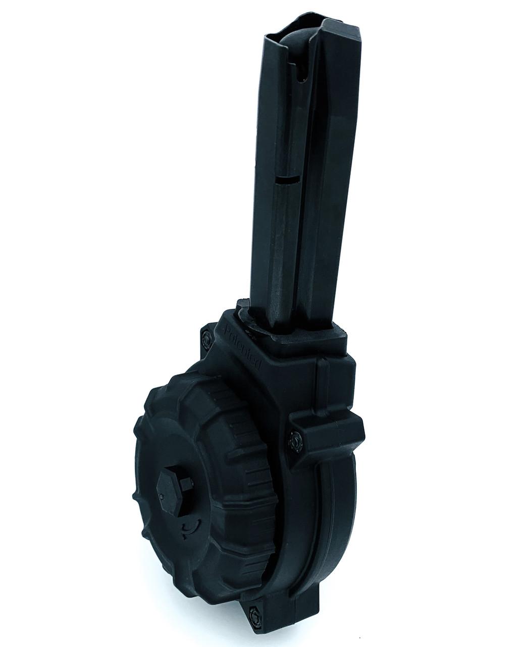 CZ® CZ-75 9mm (50) Rd Drum Black Polymer