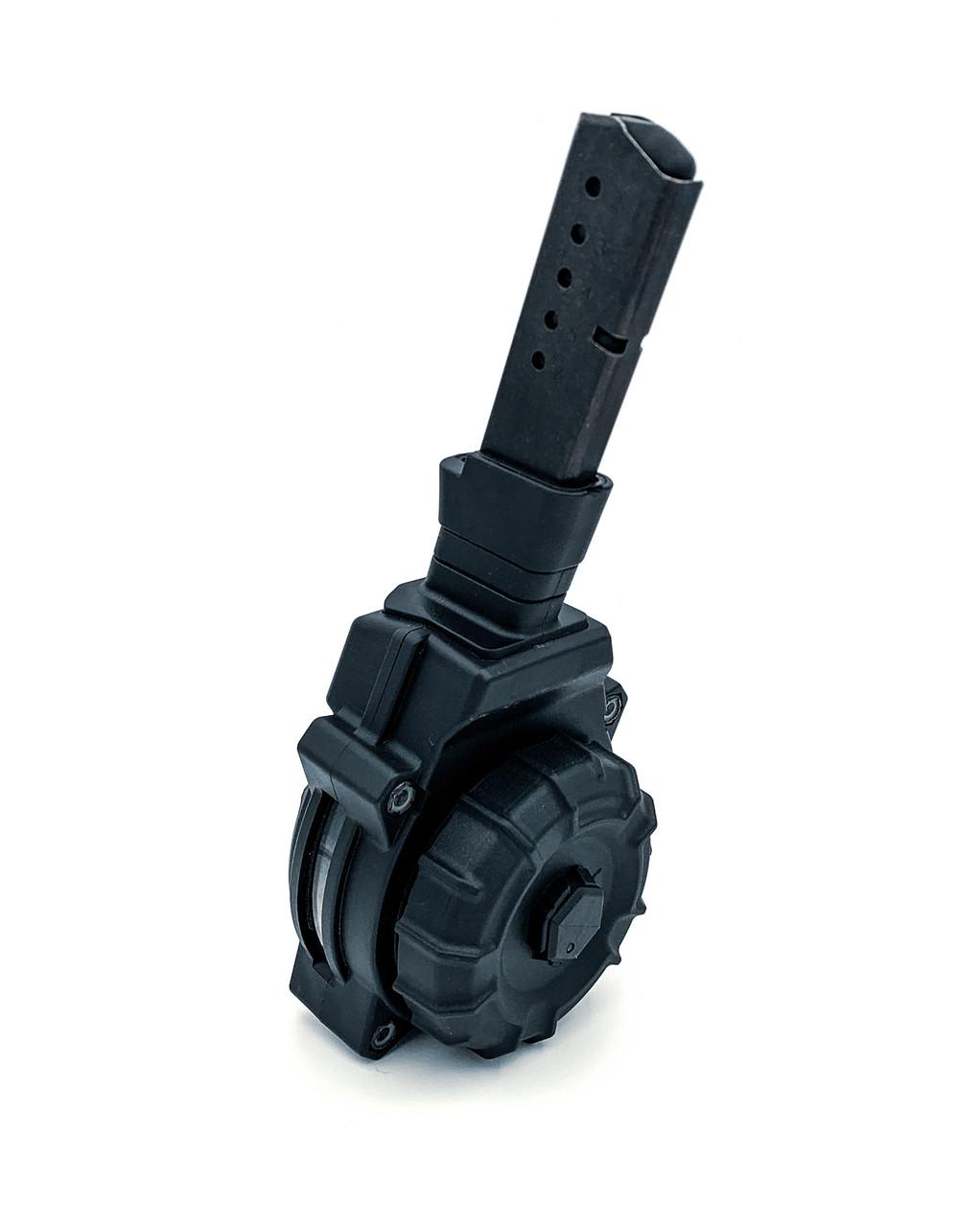 Smith & Wesson® Bodyguard® .380 ACP (32) Rd Drum - Black Polymer