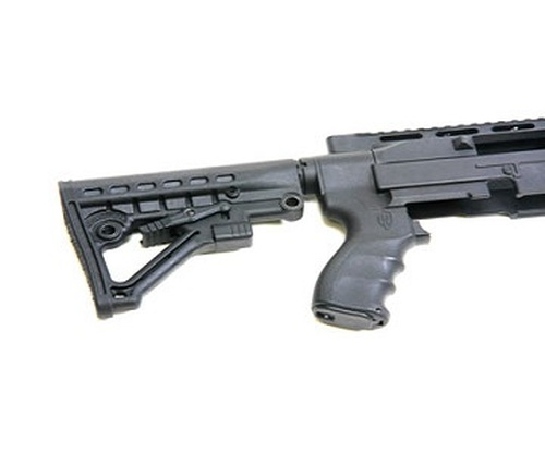 Archangel® 556 Conversion Stock for the Ruger® 10/22® - Black Polymer