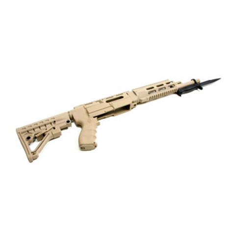 Archangel® 556 Conversion Stock for Ruger® 10/22® No Bayonet - Desert Tan Polymer