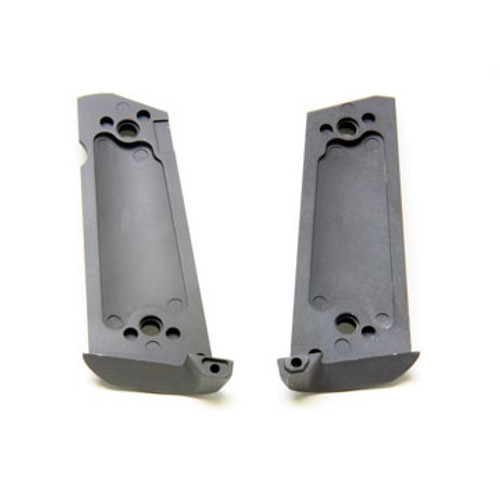 Archangel® 1911 Grip Panels with Mag-Well Funnel - Aluminum