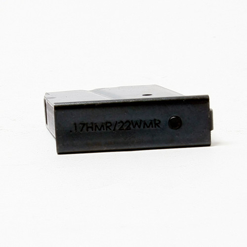 CZ® 452 .17 HMR (5) Rd - Blue Steel
