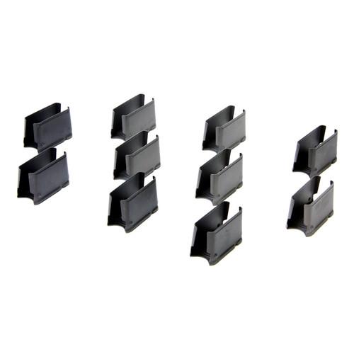 M1 Garand .30-06 (8) Rd Clip (10 Pack) - Black Phosphate