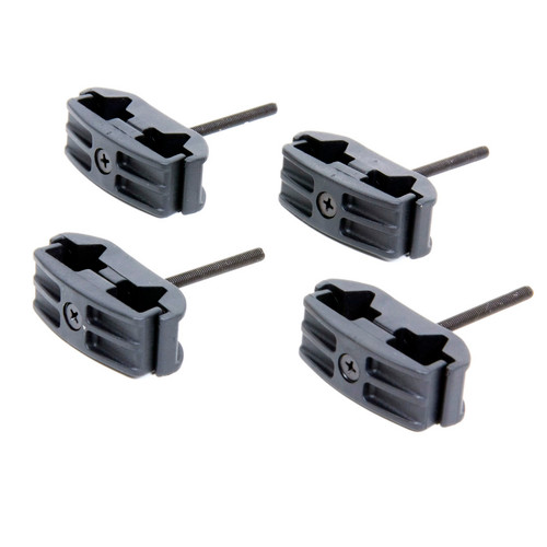 AK-47® (Metal Magazine) Magazine Clamp (4 Pack) - Black Polymer