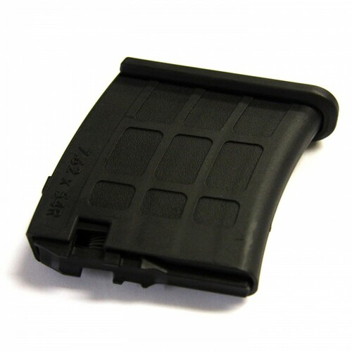 Archangel® 7.62x54R Magazine for AA9130 (5) Rd - Black Polymer