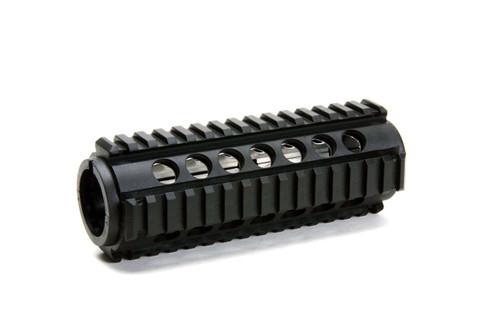 AR-15® Carbine Polymer Quad Rail Hand Guard - Black Polymer