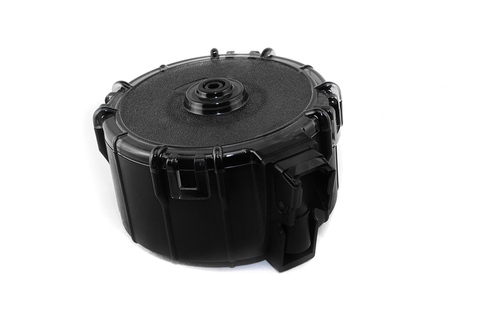 Saiga® 12 Gauge (15) Rd - Black Polymer Drum