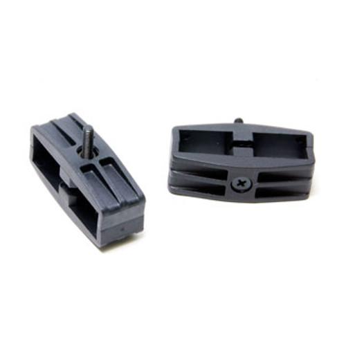 Archangel® AA922 Magazine Clamp 2-Pack - Black Polymer