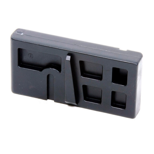 AR-15® / M-16  Lower Receiver Magazine Well Vise Block - Black Polymer