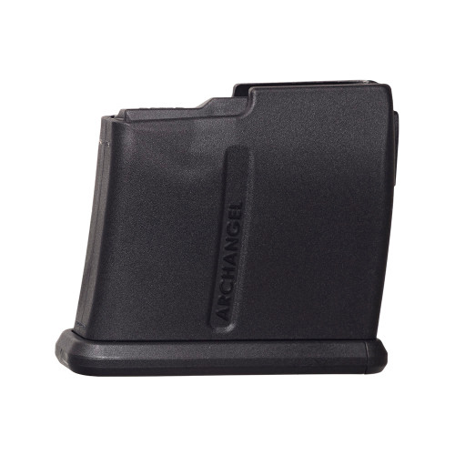 Archangel® Standard Caliber  30-06, .270, 25-06 Magazine for AA700SLA & AA1500SLA Stocks (7) Rd with (5) Rd Limiter - Black Polymer
