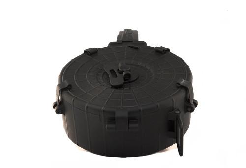 DNS-DISC-Saiga® 7.62x39mm (73) Rd - Black Polymer Drum