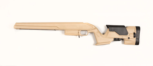 Archangel® 1500 Precision Stock for the Howa™ 1500 & Weatherby® Vanguard® - Desert Tan Polymer includes AA308 (10) Rd Magazine