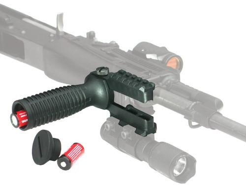 AR-15® / M16 Modular Ambidextrous Fore Grip - Black Polymer