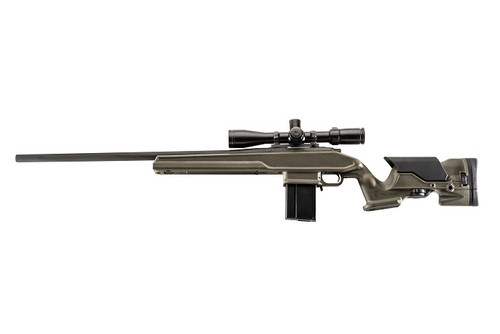 Archangel® 700 Precision Stock for the Remington® Model 700® with Aluminum Pillar Bedding - Olive Drab Polymer includes AA308 01 (10) Rd TYPE A Magazine