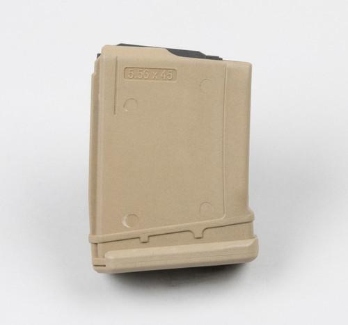 AR-15® / M16 .223 & 5.56x45mm (10) Rd - Desert Tan Polymer