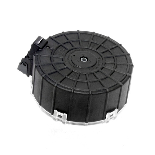 Saiga® 12 Gauge (20) Rd - Black Polymer Drum