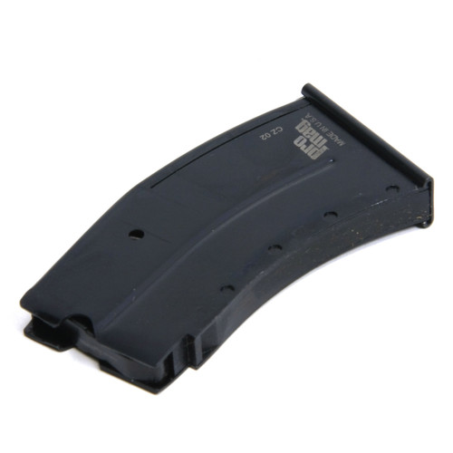 CZ® 452 .17 HMR (10) Rd - Blue Steel