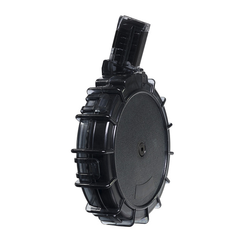 Remington® Model 597™ .22 LR (55) Rd - Smoke Polymer Drum