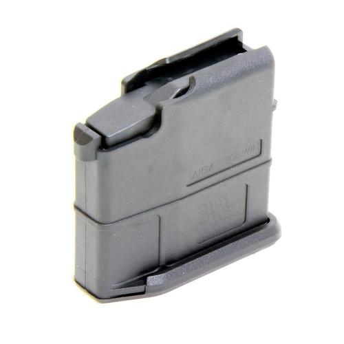 Saiga® .308 (5) Rd - Black Polymer