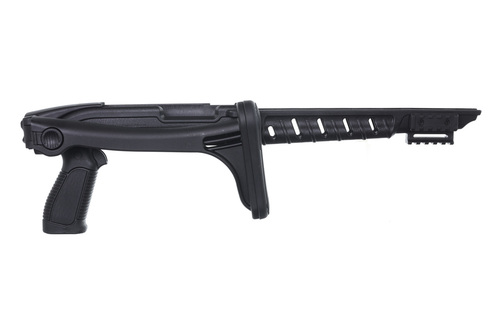 Mossberg® 702 Plinkster™ Tactical Folding Stock - Black Polymer