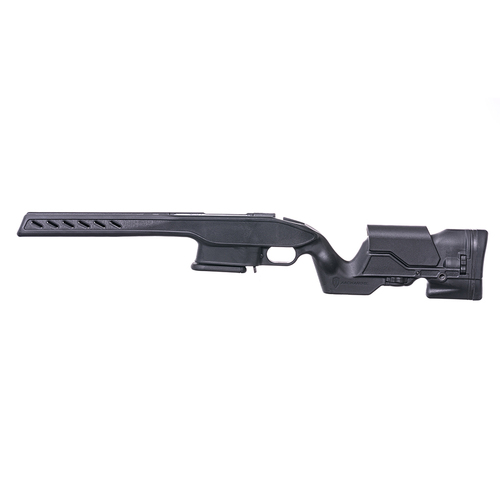 Archangel® Precision Elite Stock for Savage® Model 10 / 11 Short Action - Black Polymer Includes AA133-05 (7) Rd with (5) Rd Limiter Magazine