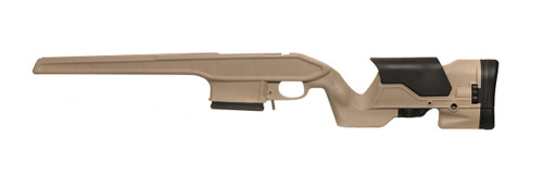 Archangel® Tikka T3 Precision Rifle Stock - Desert Tan Polymer includes AA8MM 01 (10) Rd with (5) Rd Limiter Magazine