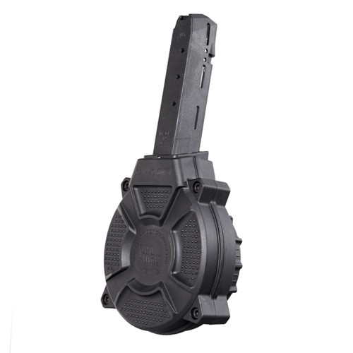 Fits the Glock® Model 22 & 23 .40 S&W (50) Rd - Black Polymer Drum