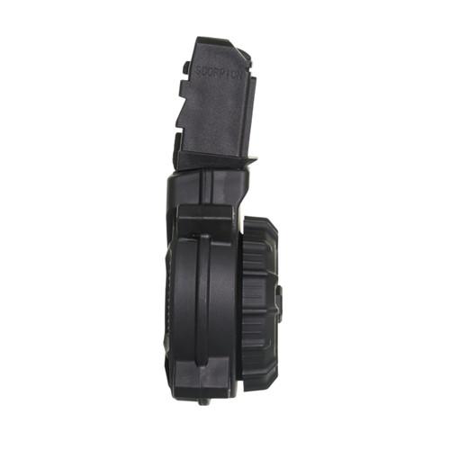 CZ® Scorpion 9mm (50) Rd - Black Polymer Drum