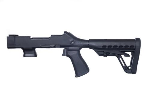 Archangel® Pistol Grip Adjustable Stock for the Ruger® PCC 9mm Carbine™ - Black Polymer